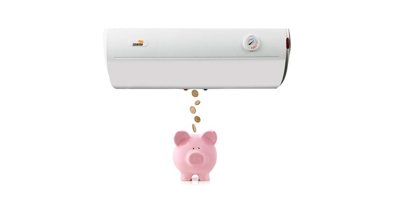como ahorrar con un termo electrico